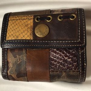 COACH Wallet.  Used with lots of life left.